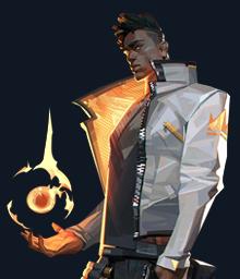 Valorant Phoenix Agent